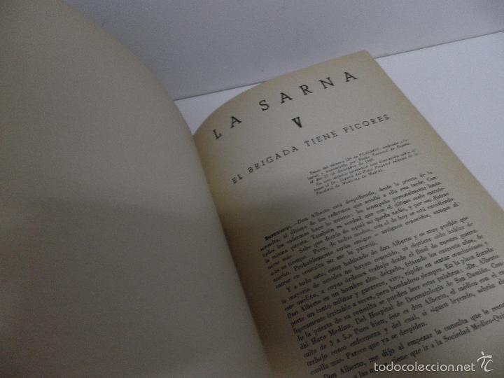 Libros de segunda mano: DR. J. ORTIZ MUÑOZ PLASMÓN. TEXTOS MÉDICO-LITERARIOS DE LAS EMISIONES RADIOFÓNICAS. 2 VOL, 1º EDIC - Foto 16 - 59874072