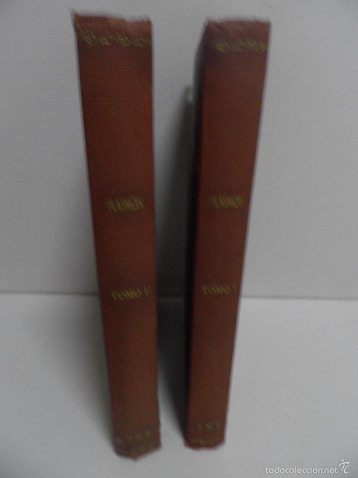 Libros de segunda mano: DR. J. ORTIZ MUÑOZ PLASMÓN. TEXTOS MÉDICO-LITERARIOS DE LAS EMISIONES RADIOFÓNICAS. 2 VOL, 1º EDIC - Foto 23 - 59874072