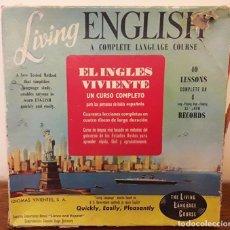 Libros de segunda mano: EL INGLÉS VIVIENTE.. Lote 61434683