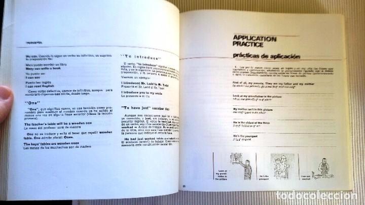Libros de segunda mano: CURSO INGLÉS PRÁCTICO LINGUOSCOPE, CON 12 DISCOS, EMBALAJE ORIGINAL. 1967 - Foto 12 - 61838292