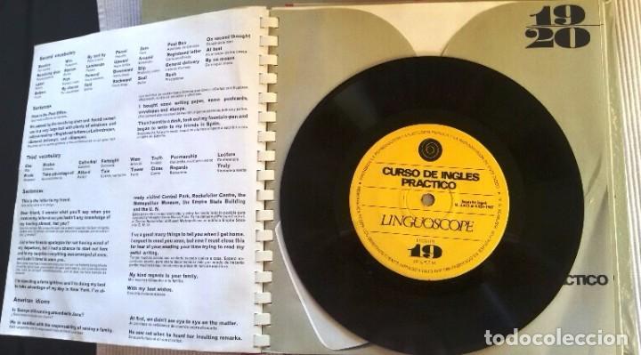 Libros de segunda mano: CURSO INGLÉS PRÁCTICO LINGUOSCOPE, CON 12 DISCOS, EMBALAJE ORIGINAL. 1967 - Foto 13 - 61838292