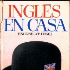 Libros de segunda mano: INGLÉS EN CASA ENSEÑANZA PROGRAMADA Nº 1 - 95 PAGINAS AÑO 1968 FONÉTICA Y PRELIMINARES MD325. Lote 67290605
