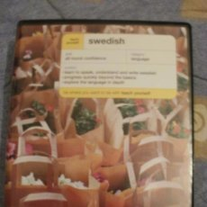 Libros de segunda mano: SWEDISH BOOK WITH 336 PAGES AND 2 CDS WITH 65 MINUTES EVERY CD. Lote 67675257