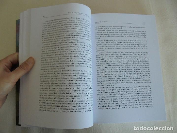 Libros de segunda mano: ANGELES SIRVENT RAMOS. ESPACIO Y TEXTO EN LA CULTURA FRANCESA. VER FOTOGRAFIAS ADJUNTAS. - Foto 23 - 69952145