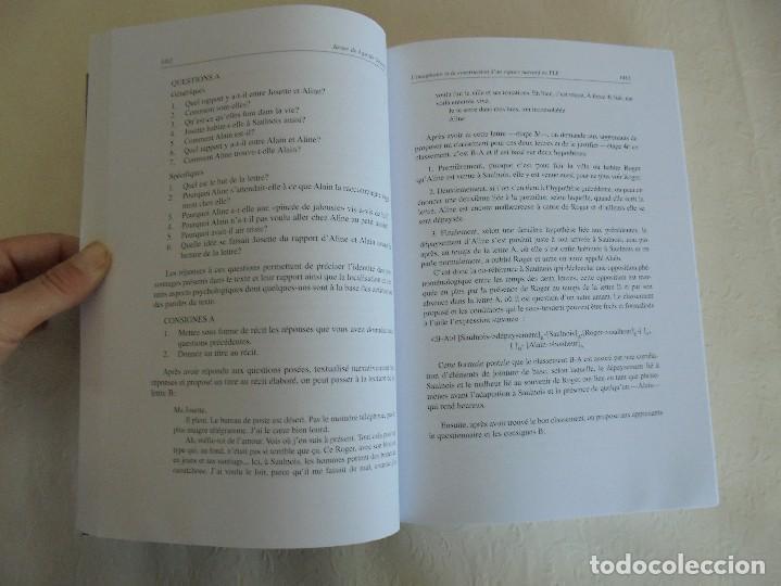 Libros de segunda mano: ANGELES SIRVENT RAMOS. ESPACIO Y TEXTO EN LA CULTURA FRANCESA. VER FOTOGRAFIAS ADJUNTAS. - Foto 43 - 69952145