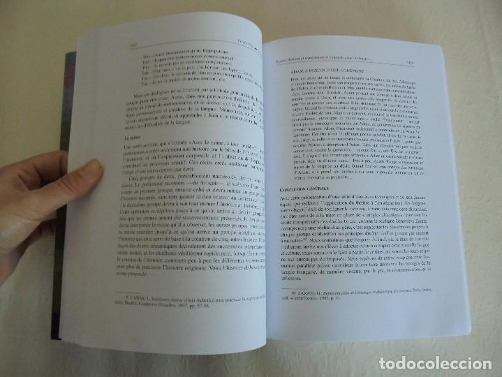 Libros de segunda mano: ANGELES SIRVENT RAMOS. ESPACIO Y TEXTO EN LA CULTURA FRANCESA. VER FOTOGRAFIAS ADJUNTAS. - Foto 44 - 69952145