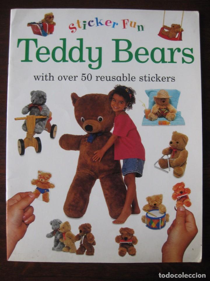 TEDDY BEARS LIBRO DE TEXTO PARA APRENDER INGLÉS JUGANDO PARA NIÑOS DE 5 A 10. (Libros de Segunda Mano - Cursos de Idiomas)