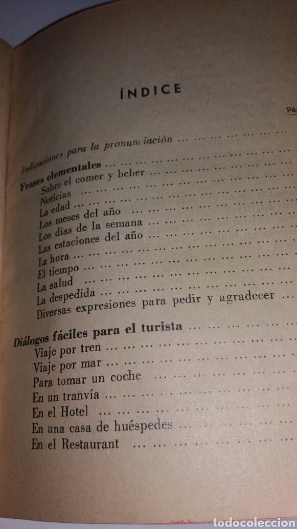 Libros de segunda mano: ANTIGUO LIBRO ¿QUIERE USTED HABLAR INGLES? 1939 - Foto 4 - 77527658