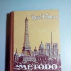 Libros de segunda mano: AÑO 1958. LIBRO, METODO DE FRANCES. RENE H.THIERRY.. Lote 78460049