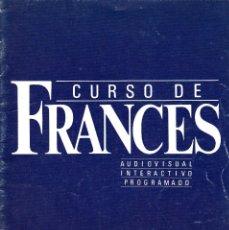Libros de segunda mano: CURSO DE FRANCÉS PLANETA AGOSTINI. 96 FASCÍCULOS, 32 CINTAS CASSETES DE AUDIO Y 4 CINTAS DE DICTADOS. Lote 81026536