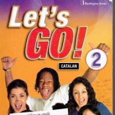 Libros de segunda mano: LET'S GO! - 2 - MELISSA KENDALL. Lote 81029736