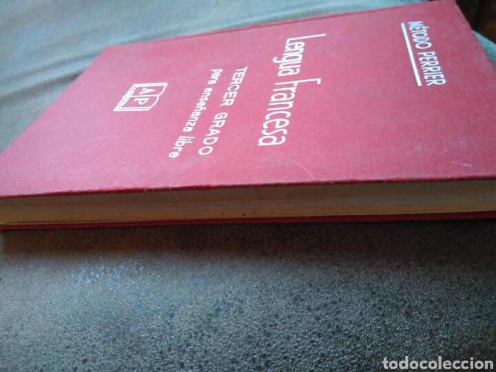 Libros de segunda mano: LENGUA FRANCESA -TERCER GRADO PARA ENSEÑANZA LIBRE- MÉTODO PERRIER. 1969 - Foto 8 - 82022424