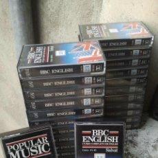 Libros de segunda mano: CURSO COMPLETO DE INGLÉS - BBC ENGLISH - 1986 - SALVAT - 24 CINTAS DE CASETE. Lote 83642812