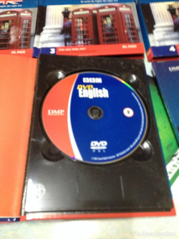 Libros de segunda mano: CURSO DE INGLÉS BBC ENGLISH PLUS. TOMOS 1,2,3,4,5,6,9,10 (LIBRO + DVD) - Foto 2 - 86174691