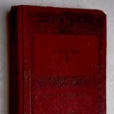 Libros de segunda mano: MÉTODO DE INGLÉS LIBRO PRIMERO POR LEWIS TH. GIRAU DE COLECCIÓN MAGISTER EN BARCELONA 1962. Lote 87982924