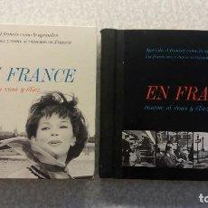 Libros de segunda mano: EN FRANCE COMME SI VOUS Y ETIEZ APRENDA EL FRANCES COMO LO APRENDEN LOS FRANCESES COMPLETO. Lote 89780796