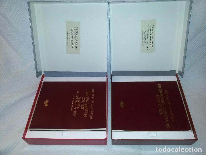 Libros de segunda mano: DOS CURSOS COMPLETOS DE INGLÉS-CASETTES PRECINTADAS-1981 - Foto 3 - 94429646