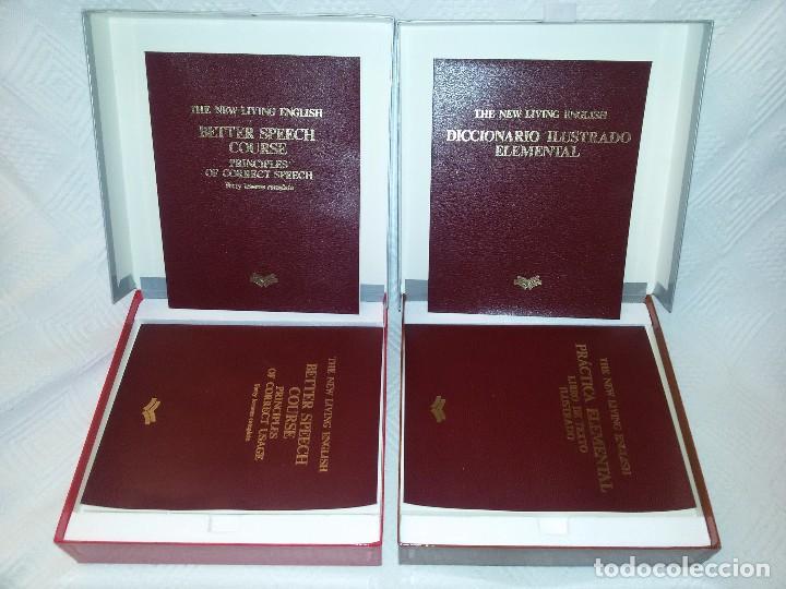 Libros de segunda mano: DOS CURSOS COMPLETOS DE INGLÉS-CASETTES PRECINTADAS-1981 - Foto 4 - 94429646