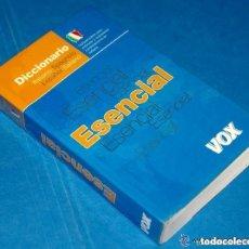Libros de segunda mano: DICCIONARIO ESENCIAL ITALIANO-SPAGNOLO, ESPAÑOL-ITALIANO - ISBN: 84-8332-862-3. Lote 95797955