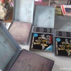 Libros de segunda mano: CURSO DE FRANCES-POLIGLOPHONE-CCC COMPLETO-12 DISCOS 45 T Y 24 LECCIONES NIVEL1 Y 2-EPOCA 1950 - 60. Lote 96474067