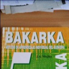 Libros de segunda mano: BAKARKA 5. Lote 97558955