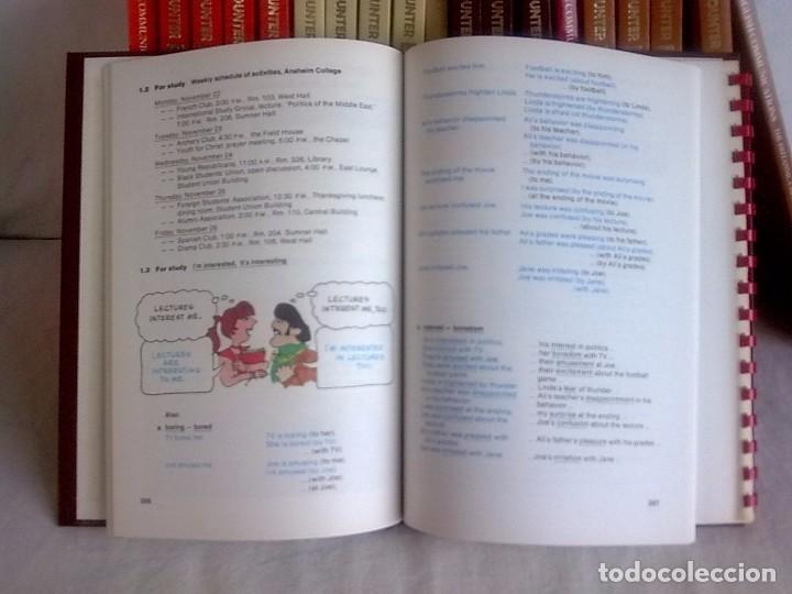 Libros de segunda mano: Curso de ingles Encounter English The Britannica Method - Foto 6 - 164697489