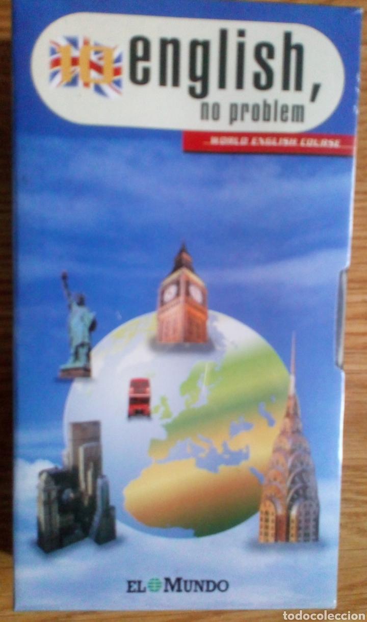 Libros de segunda mano: LOTE DE CINTAS PRESCINTADAS. ENGLISH, NO PROBLEM. SON 6 NUEVAS. - Foto 4 - 100973515