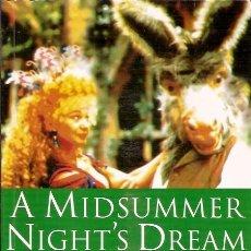 Libros de segunda mano: A MIDSUMMER NIGHT'S DREAM. Lote 101021063