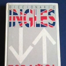 Libros de segunda mano: DICCIONARIO INGLÉS ESPAÑOL DE LOS AÑOS 80.. Lote 107219267