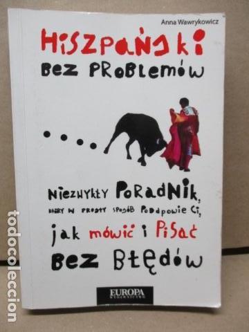 ESPAÑOL SIN PROBLEMAS - (EN POLACO) (Libros de Segunda Mano - Cursos de Idiomas)