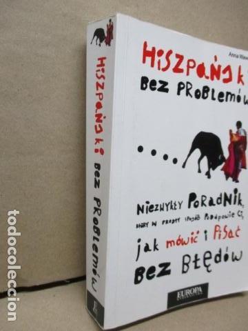Libros de segunda mano: ESPAÑOL SIN PROBLEMAS - (EN POLACO) - Foto 4 - 110817139
