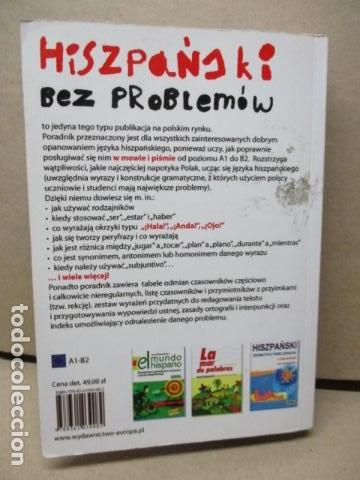 Libros de segunda mano: ESPAÑOL SIN PROBLEMAS - (EN POLACO) - Foto 13 - 110817139