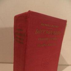 Libros de segunda mano: DICCIONARIO FRANCÉS-ESPAÑOL Y ESPAÑOL-FRANCÉS- RAFAEL REYES- EDT- REYES- MAD.- 1967- 34ª. EDC-. Lote 112753967