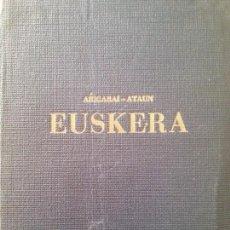 Libros de segunda mano: GRAMÁTICA DEL EUSKERA B.DE ARIGARAI. Lote 113142535