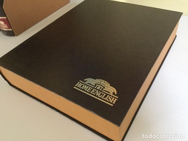 Libros de segunda mano: Curso de Inglés Home English Pleased to meet you English Course Edición 1989 - Foto 2 - 115127743