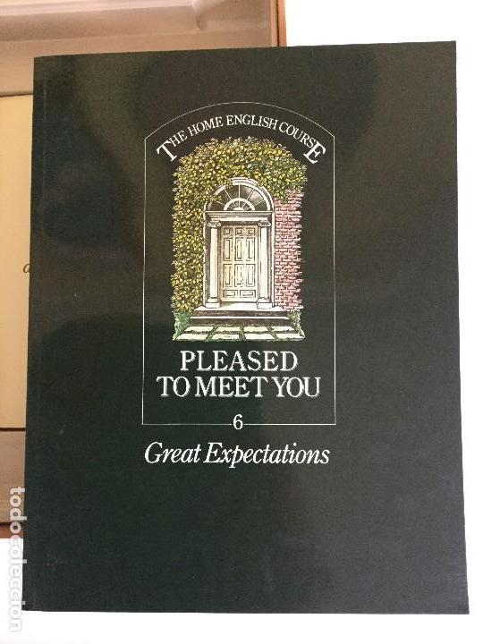 Libros de segunda mano: Curso de Inglés Home English Pleased to meet you English Course Edición 1989 - Foto 10 - 115127743