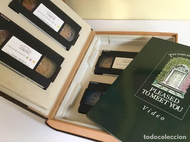 Libros de segunda mano: Curso de Inglés Home English Pleased to meet you English Course Edición 1989 - Foto 11 - 115127743