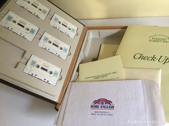 Libros de segunda mano: Curso de Inglés Home English Pleased to meet you English Course Edición 1989 - Foto 13 - 115127743