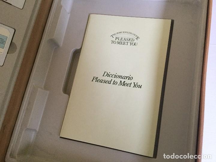 Libros de segunda mano: Curso de Inglés Home English Pleased to meet you English Course Edición 1989 - Foto 14 - 115127743