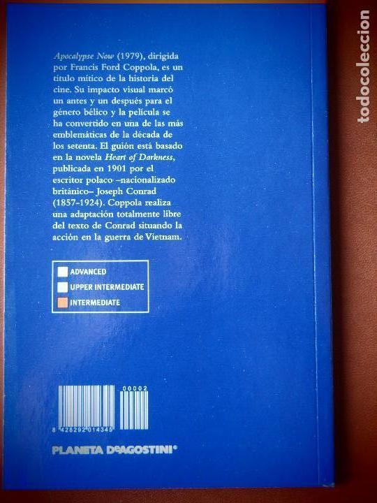 Libros de segunda mano: Heart of Darkness - Joseph Conrad - El corazón de las tinieblas - texto bilingüe - Apocalyse Now - Foto 2 - 115489351