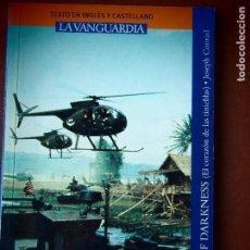 Libros de segunda mano: HEART OF DARKNESS - JOSEPH CONRAD - EL CORAZÓN DE LAS TINIEBLAS - TEXTO BILINGÜE - APOCALYSE NOW. Lote 115489351