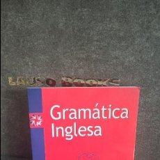 Libros de segunda mano: GRAMATICA INGLESA. LAROUSSE 1999. . Lote 117040287