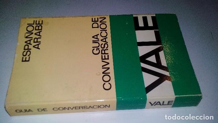 ESPAÑOL ARABE-GUIA DE CONVERSACION-YALE (Libros de Segunda Mano - Cursos de Idiomas)