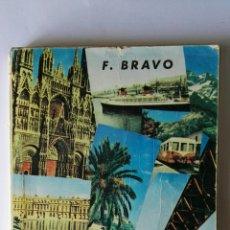 Libros de segunda mano: LENGUA FRANCESA F. BRAVO CURSO SUPERIOR. Lote 118745328