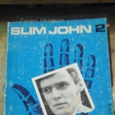 Libros de segunda mano: SLIM JOHN 2. ENGLISH BY TELEVISION. LESSONS 14 TO 26 (MADRID, 1974). Lote 118834295