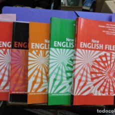 Libros de segunda mano: NEW ENGLISH FILE. OXEDEN, CLIVE. LATHAM-KOENIG, CHRISTINA. ED. OXFORD.. Lote 122185763