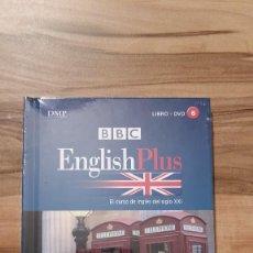 Libros de segunda mano: ENGLISH PLUS LIBRO + DVD Nº 06 EL PAIS 2006 ¡¡PRECINTADO¡¡. Lote 125369331