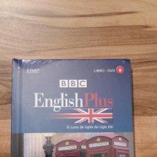 Libros de segunda mano: ENGLISH PLUS LIBRO + DVD Nº 08 EL PAIS 2006 ¡¡PRECINTADO¡¡. Lote 125371047
