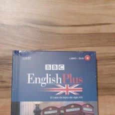 Libros de segunda mano: ENGLISH PLUS LIBRO + DVD Nº 09 EL PAIS 2006 ¡¡PRECINTADO¡¡. Lote 125371251