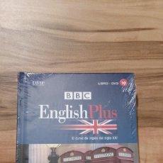 Libros de segunda mano: ENGLISH PLUS LIBRO + DVD Nº 10 EL PAIS 2006 ¡¡PRECINTADO¡¡. Lote 125371351